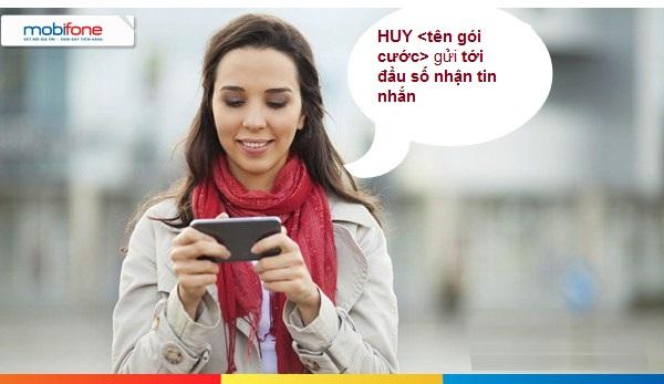 Hướng dẫn nhanh cách hủy dịch vụ trừ tiền của mobifone