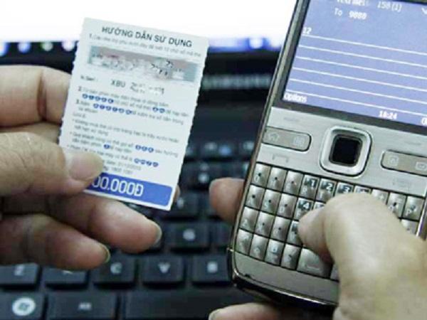 Mua thẻ điện thoại Vinaphone thì mua ở đâu là nhanh nhất ?