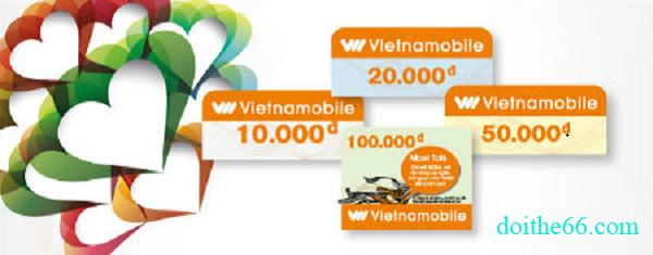 Cách đổi thẻ cào Vietnamobile sang tiền mặt nhanh nhất