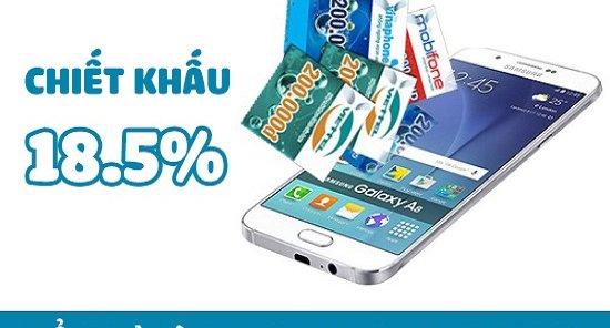 Đổi thẻ Vinaphone thành tiền mặt uy tín tại Doithe123.com