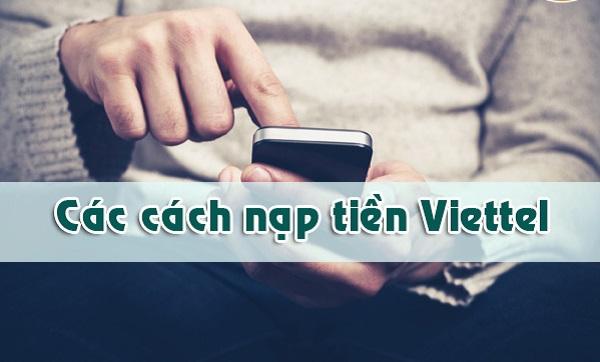 4 cách nạp tiền Viettel cho Ipad không cần nhớ số