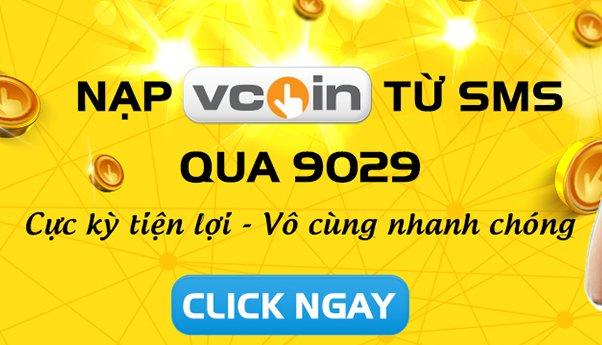 Hướng dẫn cách mua vcoin bằng SMS viettel
