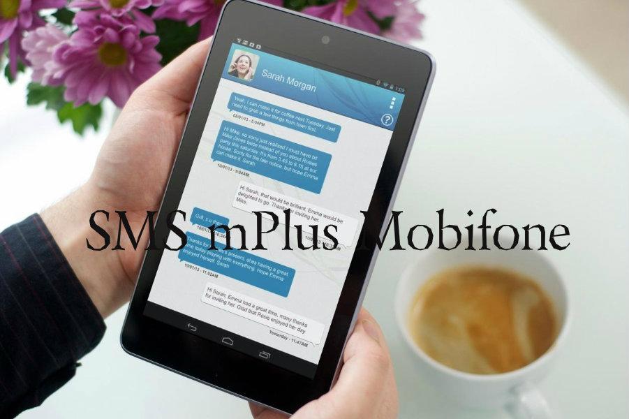 Hướng dẫn nhanh cách đăng kí dịch vụ Mplus mobifone nhanh
