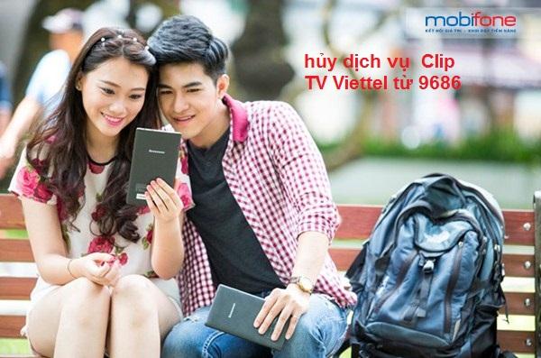 Hướng dẫn chi tiết cách hủy dịch vụ Clip TV Viettel nhanh nhất