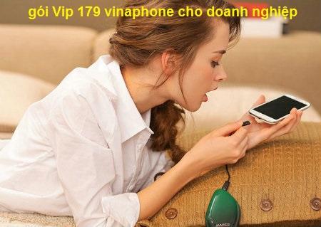 Hướng dẫn cách sử dụng gói Vip 179 vinaphone
