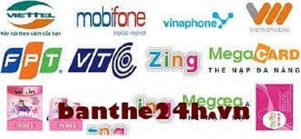 Cách mua thẻ điện thoại online bằng thẻ atm