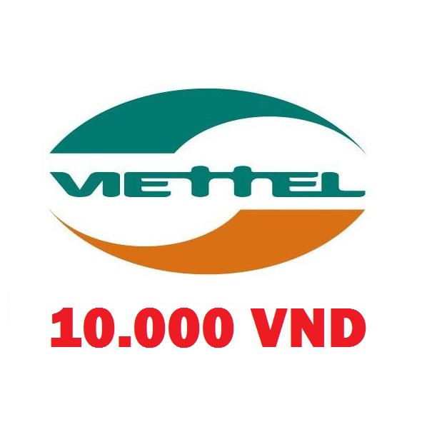 Hướng dẫn mua thẻ cào Viettel mệnh giá 10k