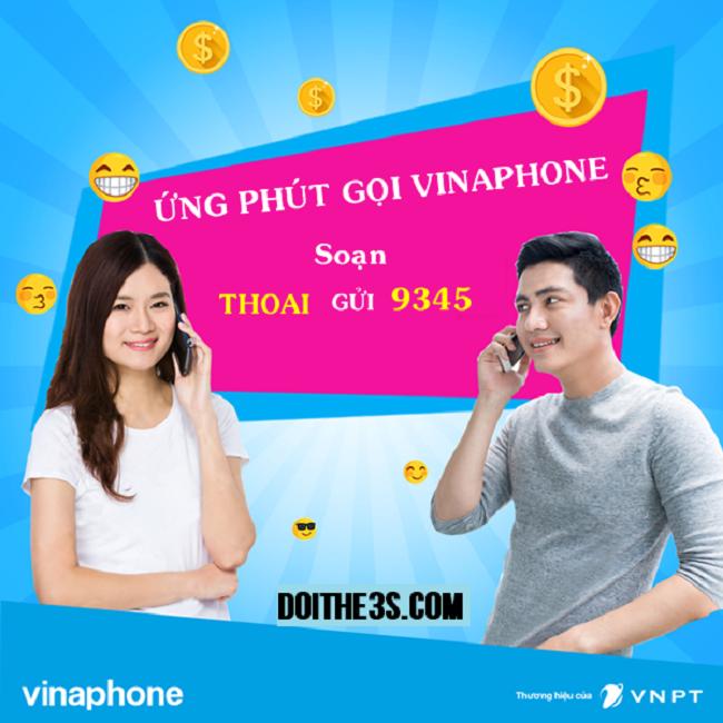Hướng dẫn ứng phút gọi Vinaphone bằng tin nhắn