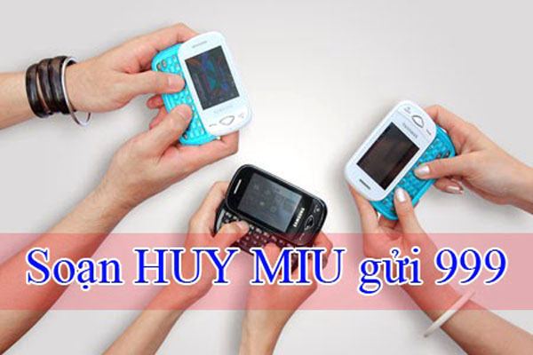 Cú pháp hủy gói cước MIU Mobifone nhanh nhất