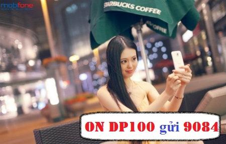 Những gói cước 4G mobifone giá 100k siêu ưu đãi
