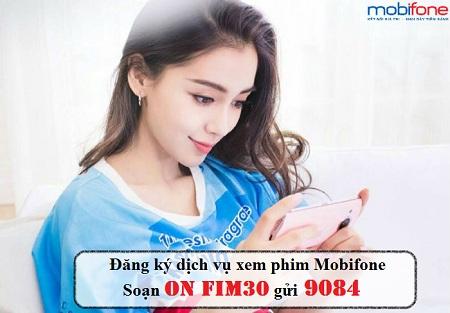 Hướng dẫn cách đăng kí dịch vụ video data fim+mobifone nhanh nhất