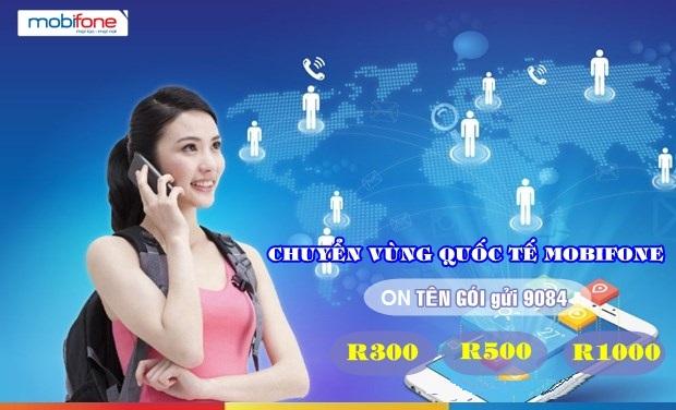 Tìm hiểu dịch vụ chuyển vùng quốc tế mobifone mới nhất