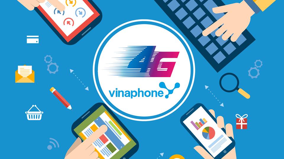 Hướng dẫn sử dụng gói cước 4G Vinaphone cho sim trả trước, trả sau