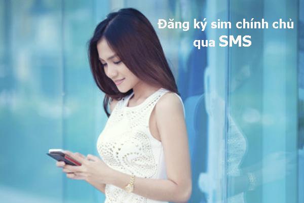 Đăng ký sim chính chủ Viettel qua tin nhắn SMS
