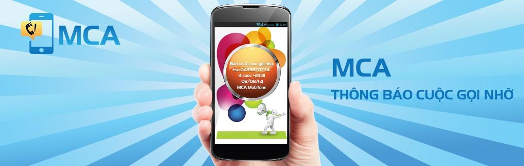 Dịch vụ thông báo cuộc gọi nhỡ Mobifone