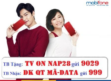 Hướng dẫn mua thêm dung lượng 3G mobifone cho thuê bao khác
