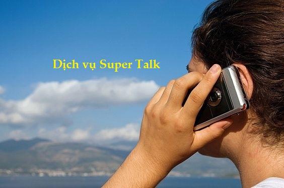 Tưng bừng ưu đãi hấp dẫn cùng dịch vụ Super Talk của Vietnamobile