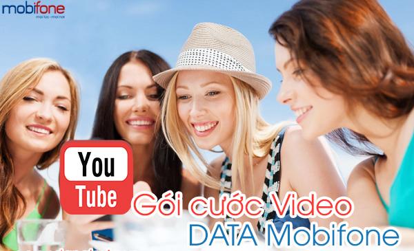 Xem Youtube thả ga với gói cước 4G Mobifone