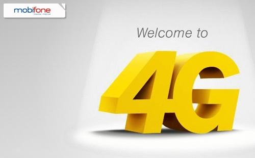 Hướng dẫn bạn đăng ký 4G mobifone mới nhất 2017