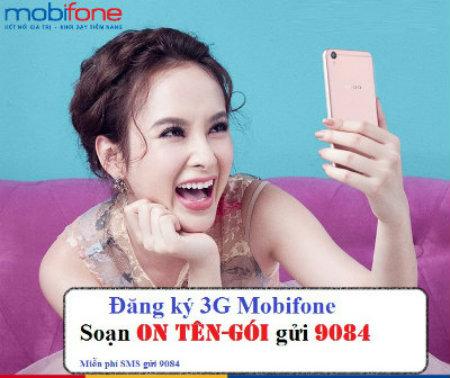 Hướng dẫn phân biệt gói cước 3G mobifone cho di động và fast connect