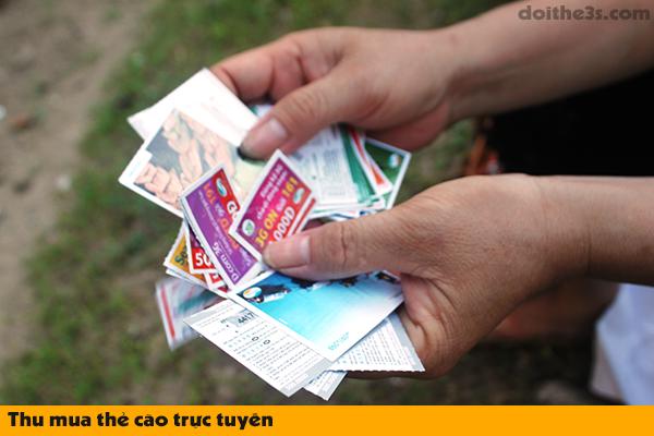 Dịch vụ đổi thẻ cào thành tiền mặt có những lợi ích gì