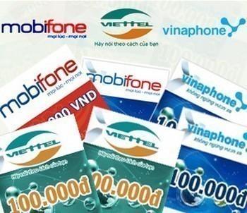 Cách nạp thẻ điện thoại vào tài khoản ngân hàng đơn giản nhất
