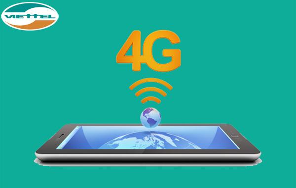 Gói cước data 4G Viettel đăng ký 30.000 đồng được 10GB dung lượng