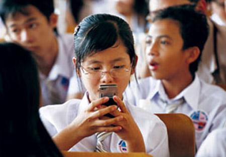 Hướng dẫn cách quản lý con cái bằng điện thoại từ xa thông qua gói cước thông minh