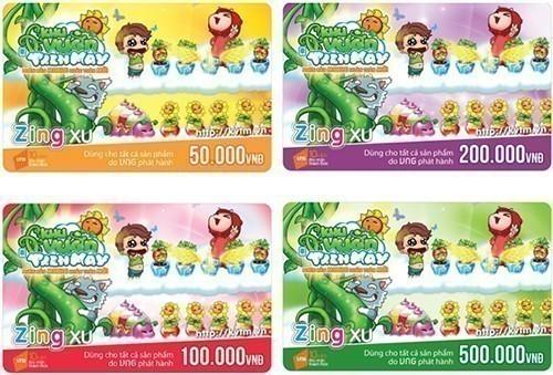 Mua thẻ zing bằng điện thoại dễ dàng hơn tại Banthe24h.vn