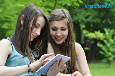 Vinaphone khuyến mãi lớn - Đăng ký gói MAX chỉ với 25k đến hết ngày 30/9