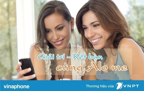 Hướng dẫn đăng kí dịch vụ Alo Me vinaphone ưu đãi