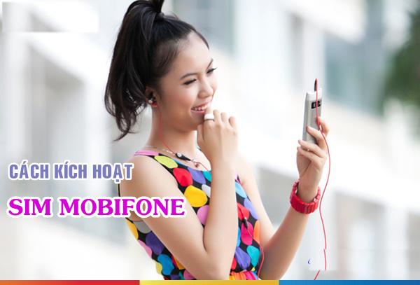 Hướng dẫn kích hoạt sim Mobifone thành công 100% cực nhanh