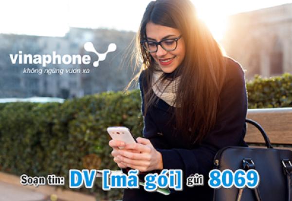 Nhận ngay 60GB data mỗi tháng khi đăng ký gói VD89 Vinaphone