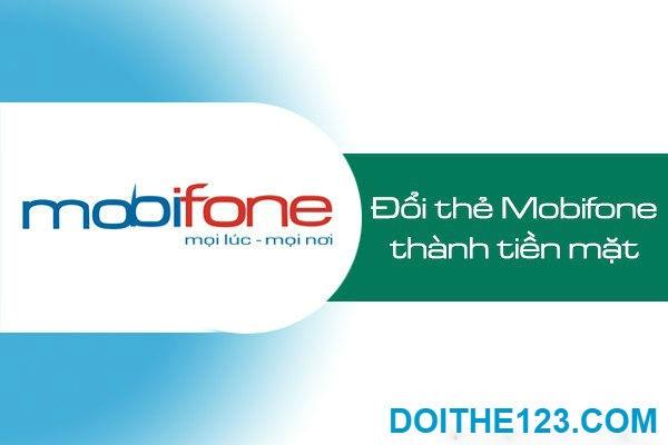 Nên đổi thẻ cào Mobifone thành tiền ở đâu?
