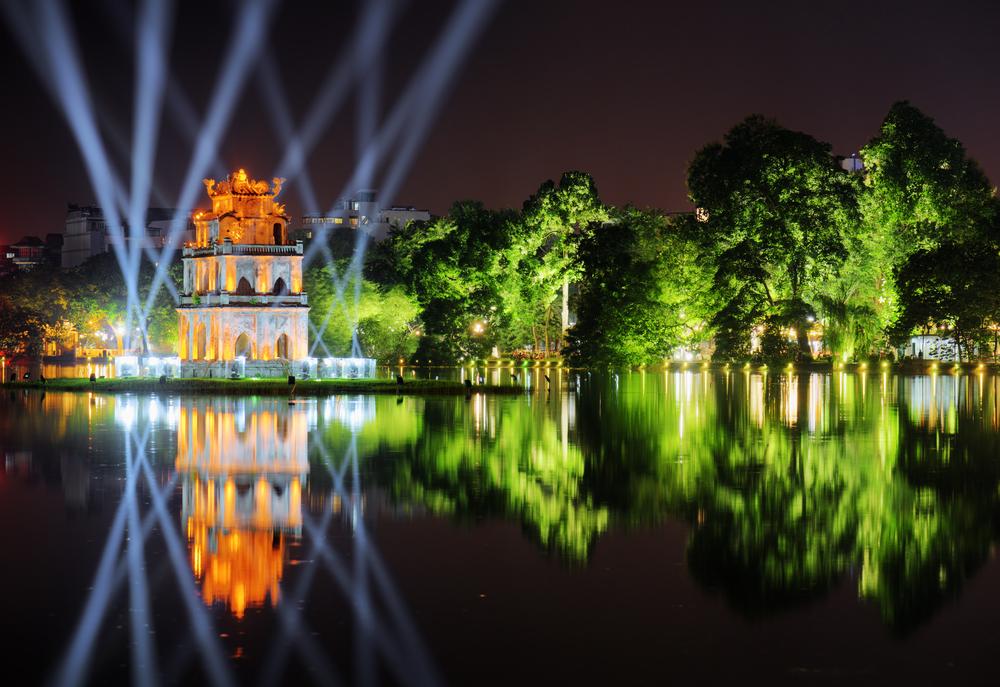 Vé máy bay giá rẻ vietnam airline đi hà nội