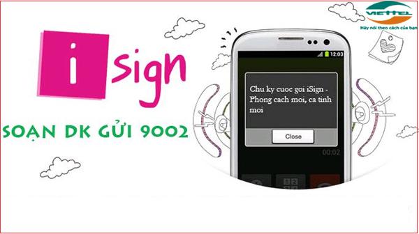 Đăng ký chữ ký cuộc gọi Viettel có thể bạn chưa biết?