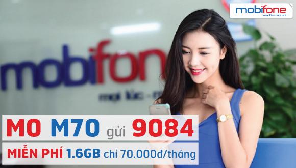 Hướng dẫn cách đăng ký gói M70 Mobifone nhận ngay ưu đãi