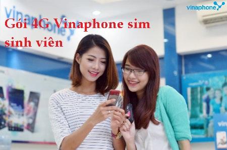 Gói 4G Vinaphone sim sinh viên đăng ký như thế nào?