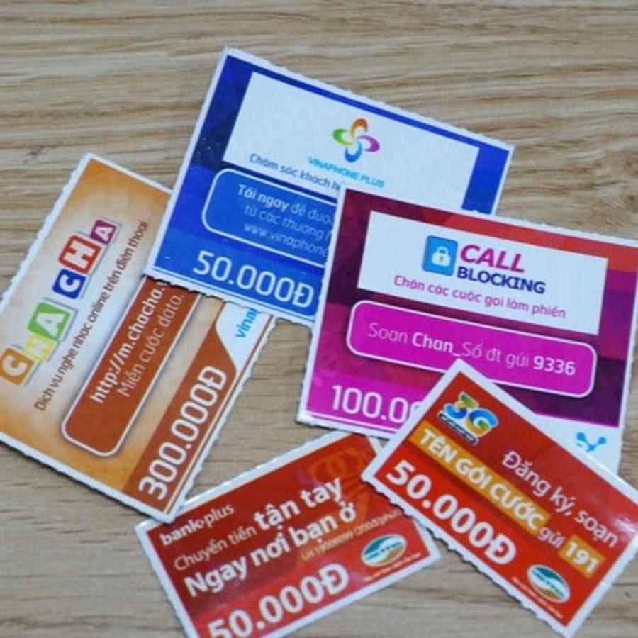 Hướng dẫn đổi thẻ cào điện thoại thành tiền mặt chiết khấu hấp dẫn