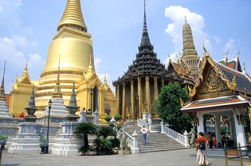 Vi vu Thái Lan với vé giá rẻ từ Vietjet Air