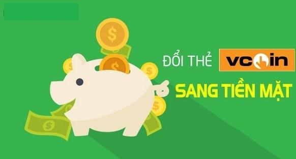 Đổi thẻ Vcoin sang tiền mặt uy tín tại Doithe3s.com