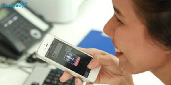 Đăng ký dịch vụ lời nhắn thoại của Vinaphone