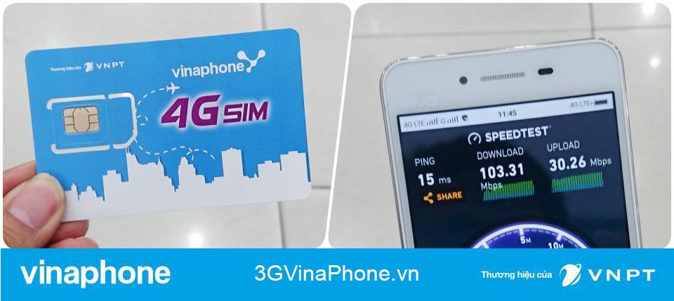 Những thông tin bạn nên biết về kích hoạt sử dụng sim 4G Vinaphone