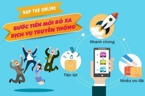 Cách mua card điện thoại Viettel online đơn giản nhất