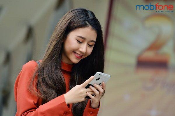 Mua thêm dung lượng 3G Mobifone trong một nốt nhạc