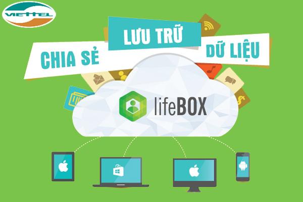 Hướng dẫn cách lưu trữ dữ liệu với dịch vụ Life box Viettel