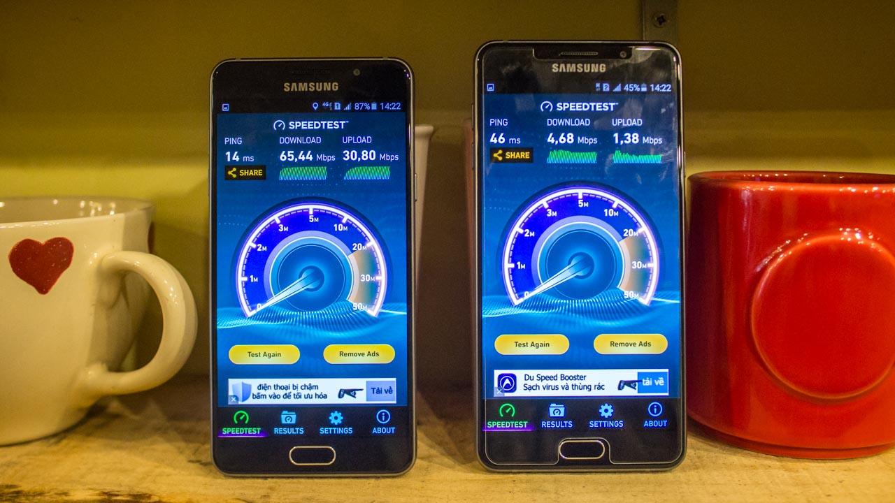 Công bố tốc độ 4G Mobifone cao nhất trong tất cả các nhà mạng Việt Nam