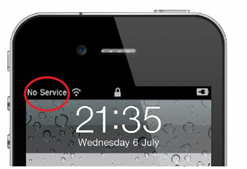 Các thuê bao cần phải làm gì khi sim Mobifone bị mất sóng ?