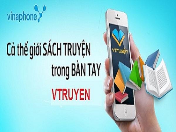 Cú pháp đăng ký dịch vụ VTruyện Vinaphone