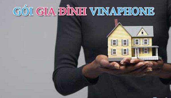 Cú pháp đăng ký gói cước gia đình Family Vinaphone